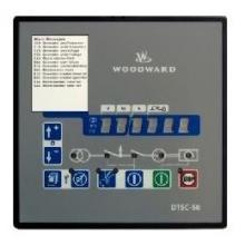 Контроллер DTSC-50   Woodward