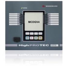 MCDGV4-2 реле дифференциальной защиты генератора   Woodward