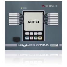 MCDTV4-2 реле дифференциальной защиты двух обмоточных трансформаторов   Woodward