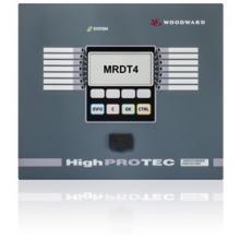 MRDT4-2 реле дифференциальной защиты двух обмоточных трансформаторов   Woodward